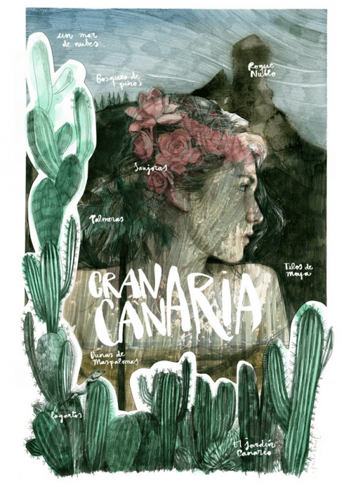 Conocemos las Islas Canarias a través de la ilustración