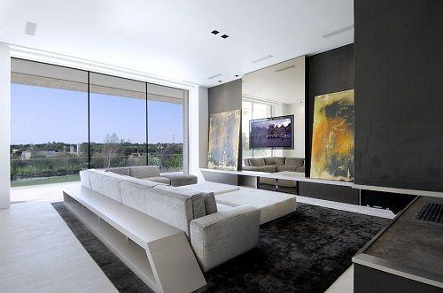 Diseño-de-Interiores-Futurista-salon cuadros