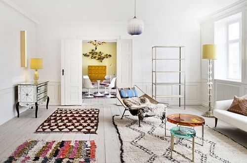 Alfombras exóticas o cómo hacer más cálido tu hogar
