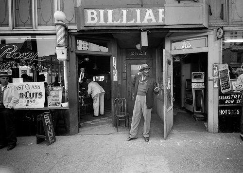 Bill Rauhauser, Detroit street photographer 6
