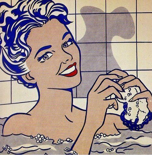 Mujer-en-el-Baño