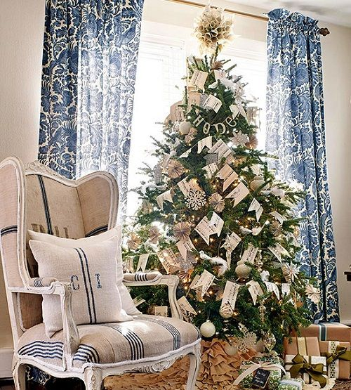 Estilo vintage y diy para decorar tu casa estas navidades for Estilos para decorar tu casa