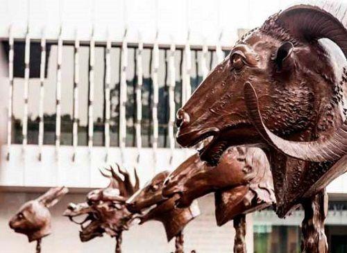 cabeza zodiaco ai weiwei 3