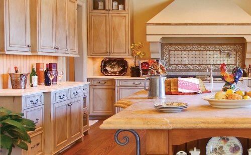 cocina de diseño_ estilo french country de Jack Arnold