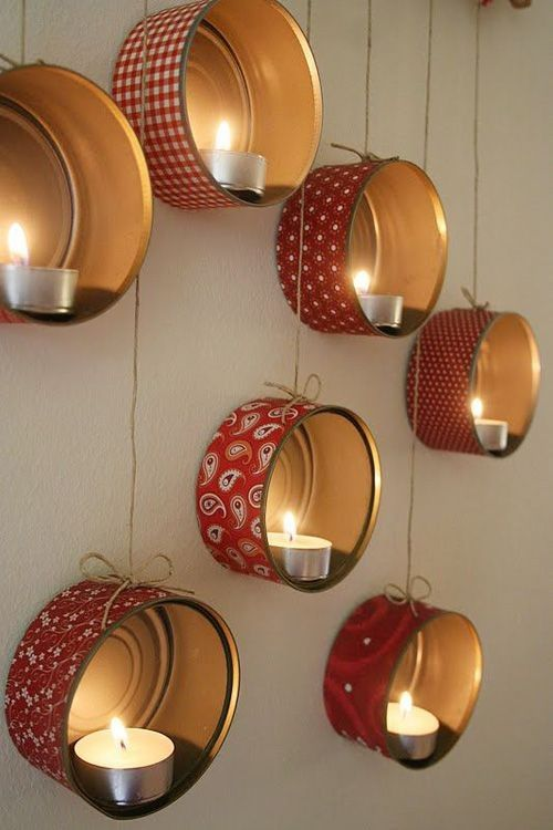 decoracion de navidad tendencia DIY