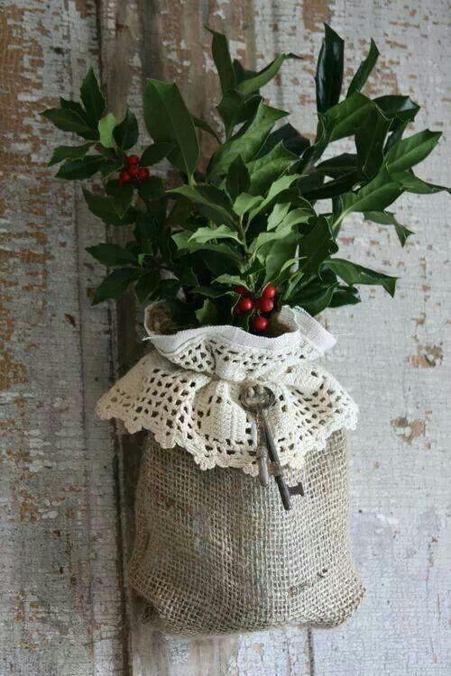 decoracion-navidad vintage 20142