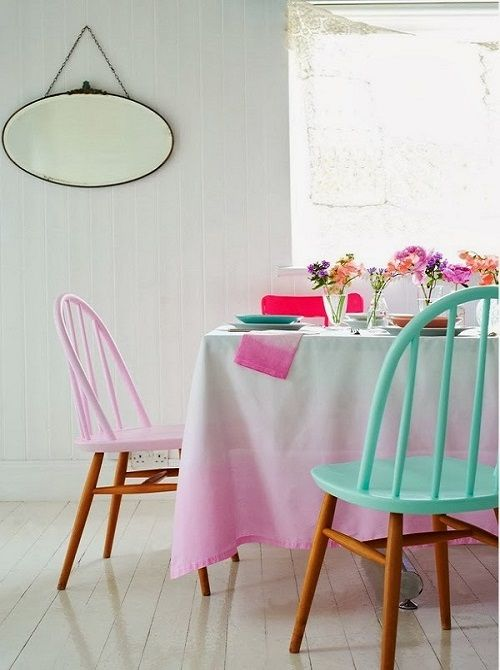 "Técnica DIP ""painting"" o cómo modernizar tus muebles"
