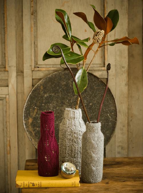 elementos decorativos de lana para espacios acogedores