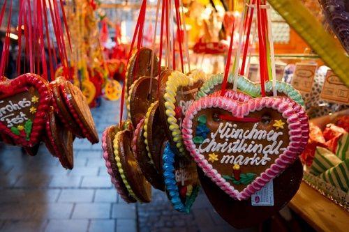 mercado navidad munich