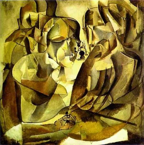 Marcel-Duchamp-Portrait-of-Chess-Players