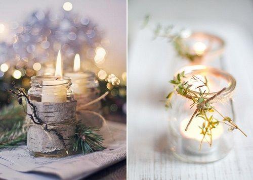 Manualidades y diy para decorar tu casa estas navidades moove magazine - Centros navidad caseros ...
