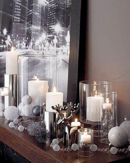 christmas candle 4
