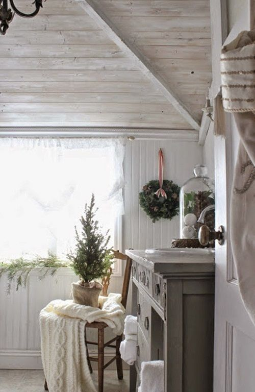 decoracion french country para navidad (8)