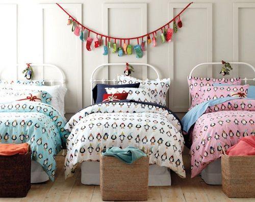 dormitorios navideños  (1)