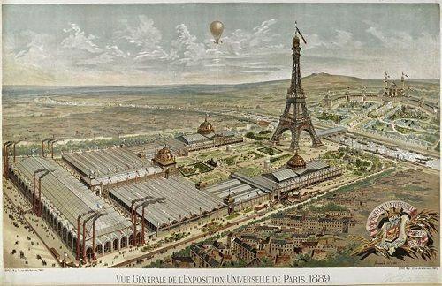exposicion paris 1889