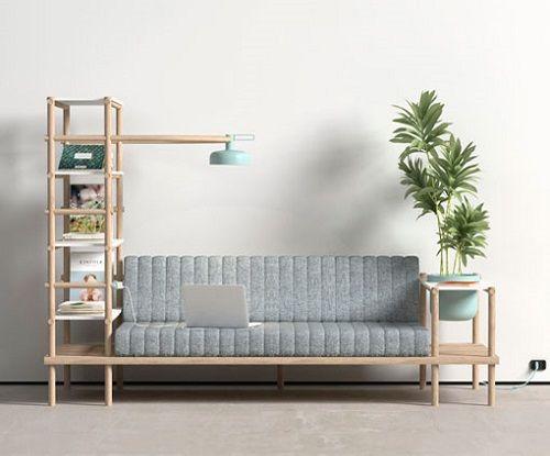 Herb, un sofá multifuncional 1