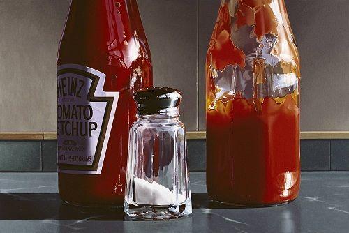 doble ketchup
