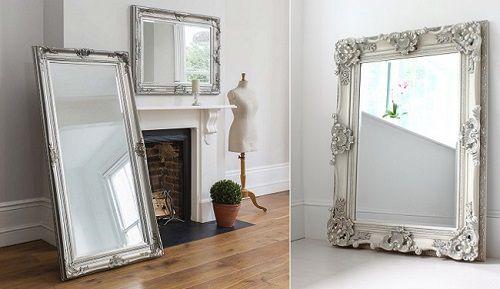 Decora tu casa con espejos vintage moove magazine for Espejos grandes para la sala