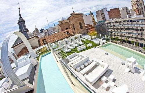 Gymage, un resort urbano de lujo