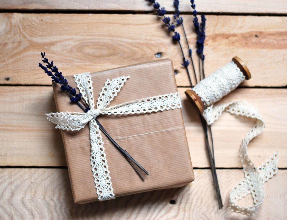 Empaqueta tus regalos de una manera diferente