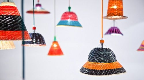 Pet Lamp: lámparas recicladas y artesanales