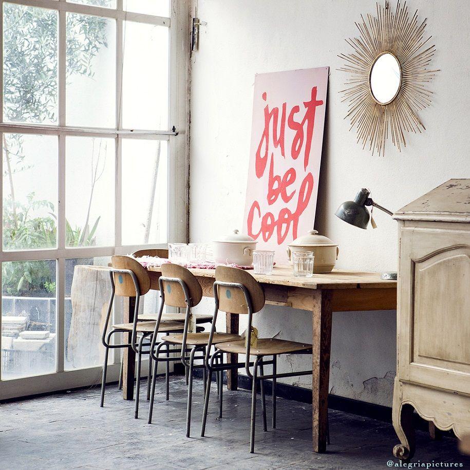 La Casita de Magaux, muebles y decoración vintage
