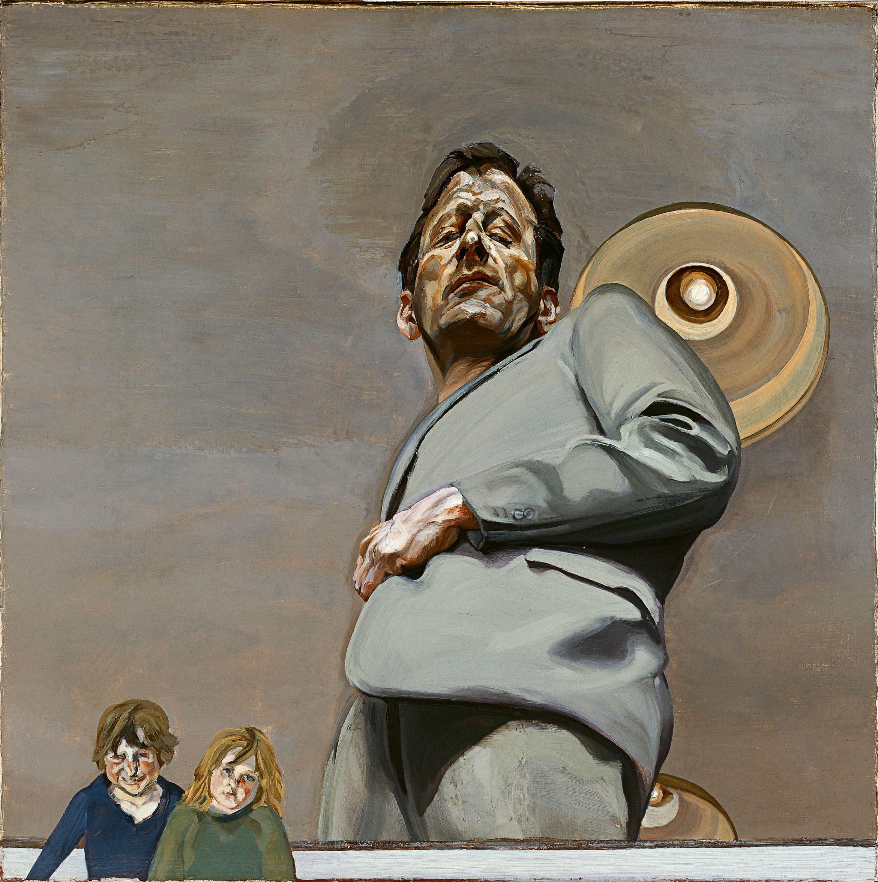 """Exposición """"Autorretratos. El artista y su imagen"""", en el Museo Thyssen-Bornemisza"""