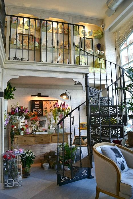 teteria floristeria salon des fleurs lugares madrid