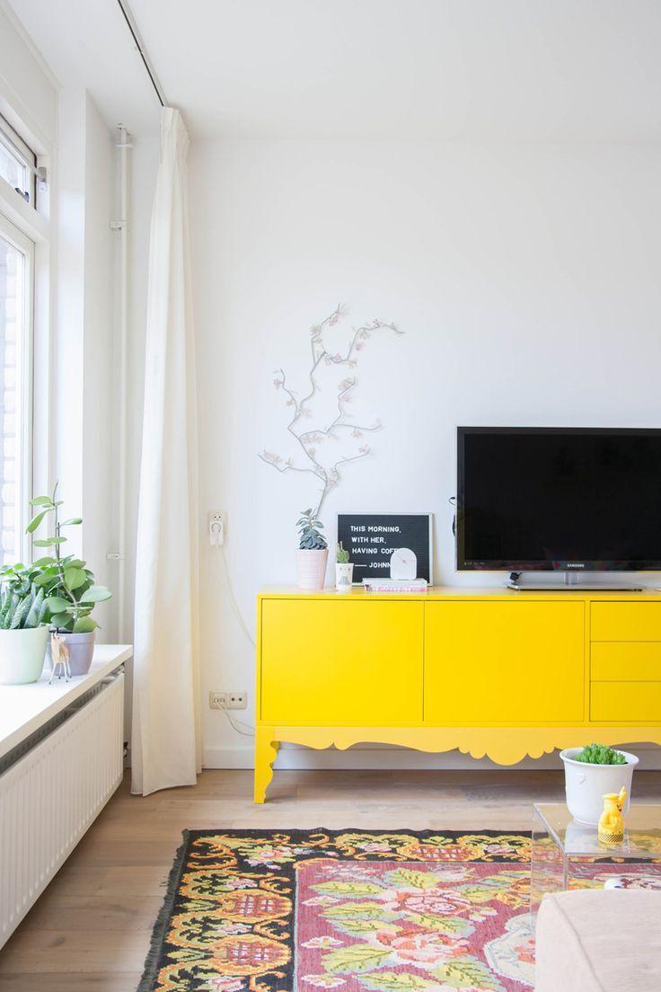amarillo albero decoracion tendencia primavera 2015 pantone