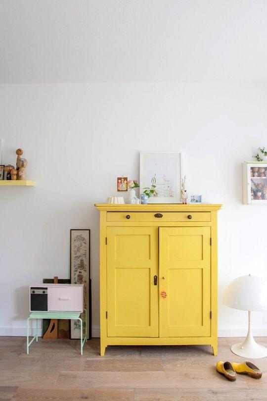 Amarillo albero, llena de alegría tu casa