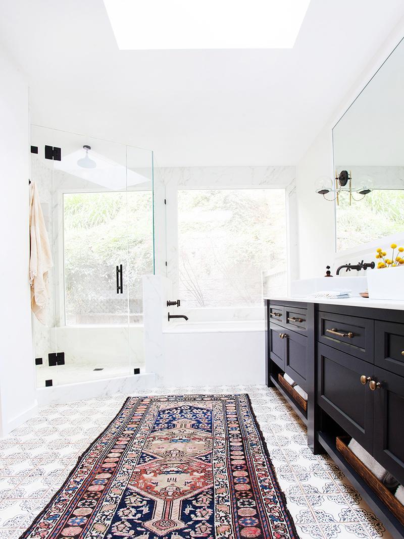 baños californiana tendencia