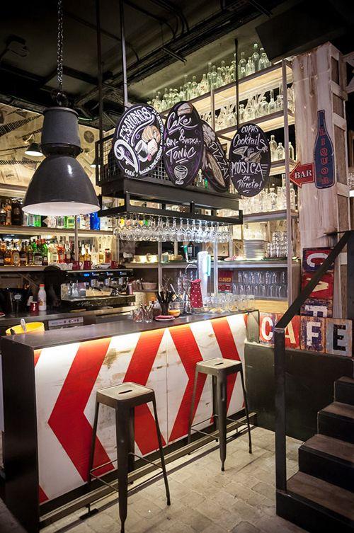 barra bar saporem chueca madrid