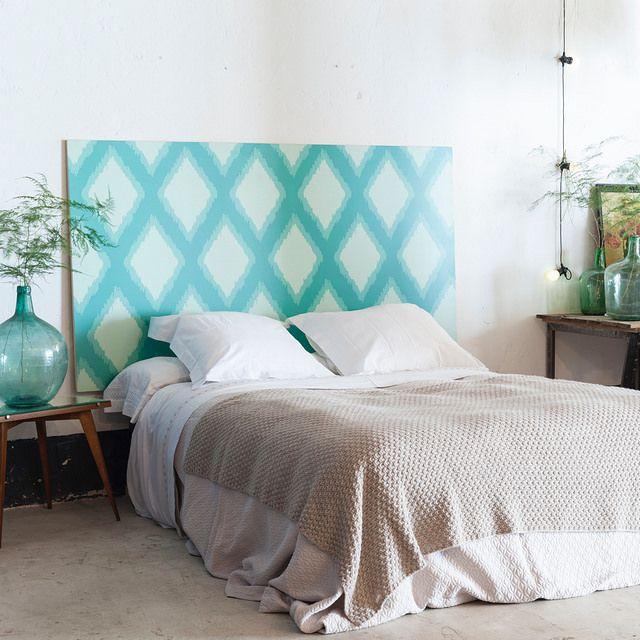 Cabeceros creativos para reinventar el dormitorio