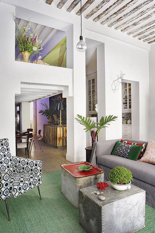 casa pepe leal madrid diseño decoracion interiorista español
