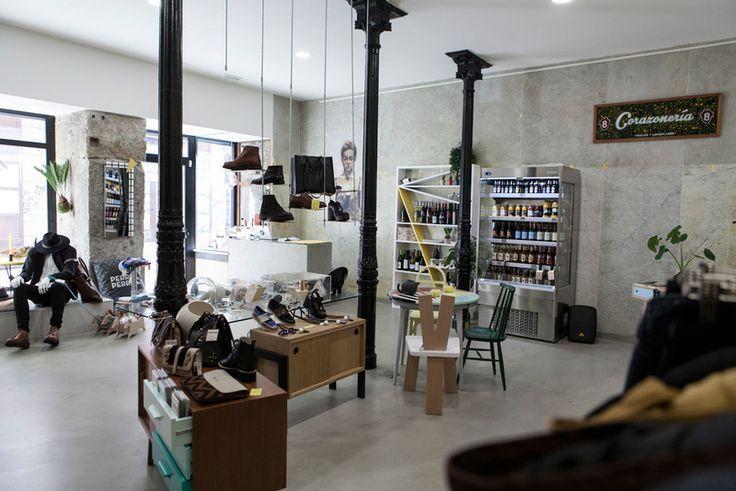 tienda malasaña casa quiroga diseñadores independientes