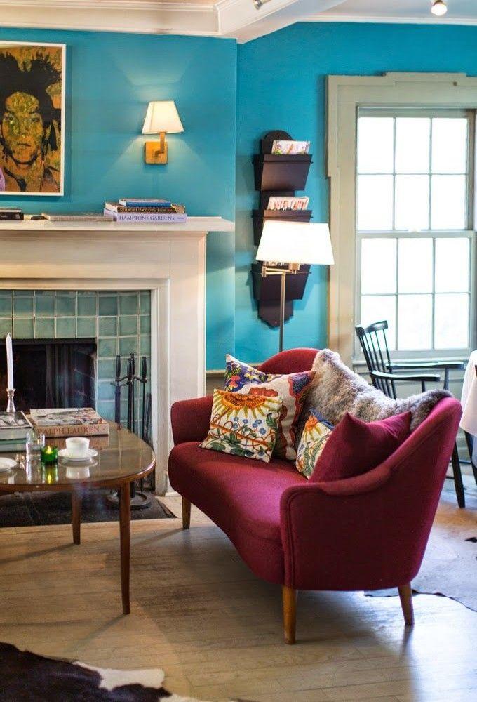 pantone color marsala decoracion hogar