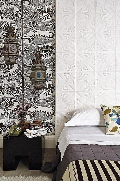 dormitorio pepe leal casa madrid decoracion interiorista español