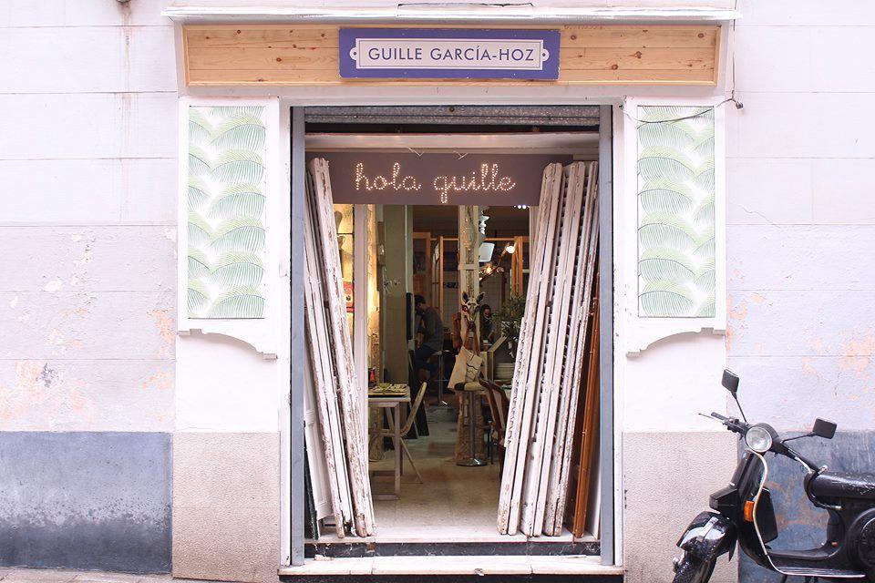 puerta tienda estudio guille garcia hoz