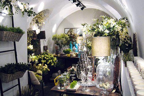 fransen et lafite madrid floristeria