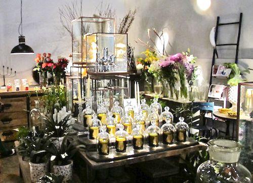 fransen et lafite tienda madrid floristeria