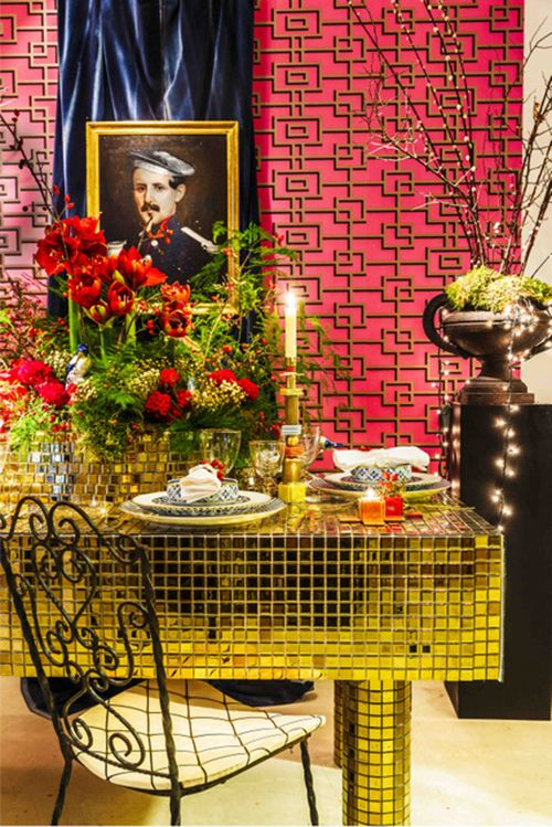 hisbalit pepe leal coleccion mosaico muebles decoracion interiorismo