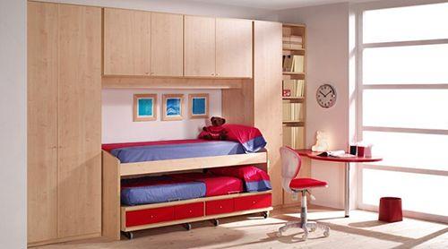 S cale partido al espacio ideas para pisos peque os for Ideas muebles para poco espacio