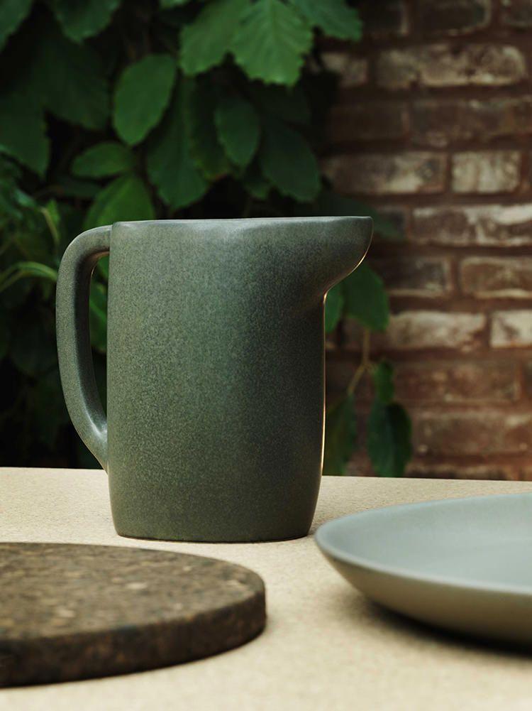 ikea sinnerlig linea 2015 muebles decoracion ceramica jarra materiales naturales studio ilse londres ilse crawford