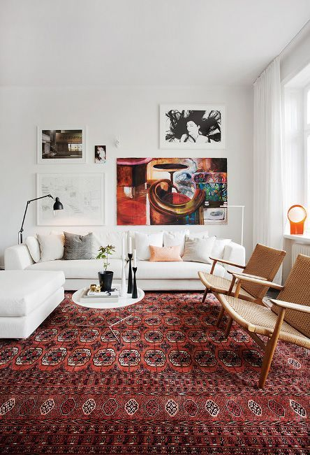 Ideas para decorar con marsala, el color del 2015