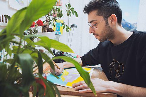 pau sanz fotografia retrato ilustrador