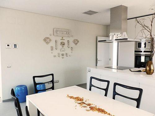 pepe leal diseño cocina interiores decoracion