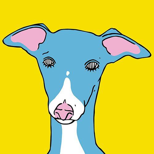 perro ilustracion pau sanz i vila