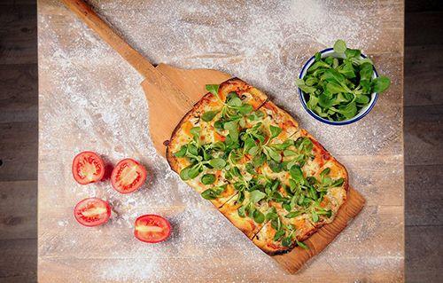pizza carta comida restobar saporem chueca madrid