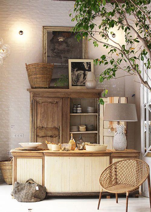 tienda muebles decoracion vintage mestizo contemporary store madrid