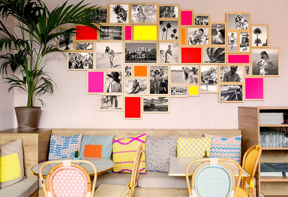 Una inyección de optimismo en Wanda Café